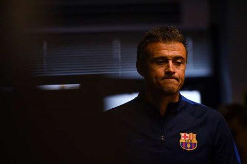 "Sốc ở Barca: Enrique tố bị Messi và 4 sao ""lật ghế"""