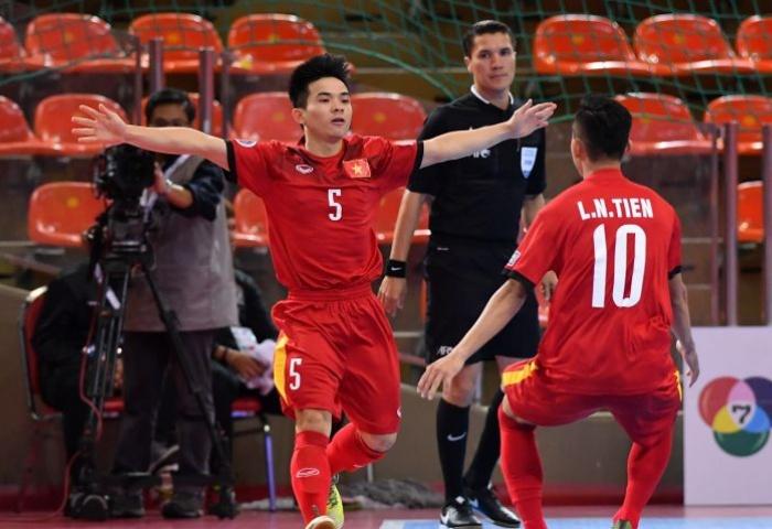 Kết quả Futsal U20 Việt Nam vs U20 Đài Loan: Ngược dòng nghẹt thở khó tin