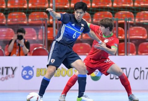 Cơ hội đi tiếp U20 Futsal Việt Nam sáng trở lại sau trận hòa của Nhật Bản