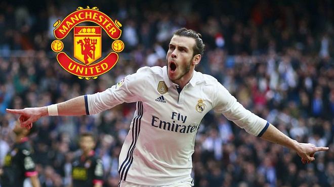 Man Utd đứng trước cơ hội tuyệt vời để sở hữu Gareth Bale