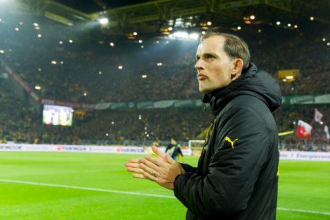 Dortmund đã tìm ra người thay thế Tuchel