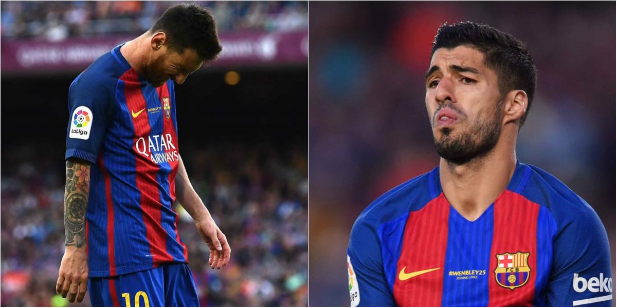 Chùm ảnh Messi và các đồng đội buồn khóc, rơi lệ nhìn Real vô địch khiến cả thế giới xót xa