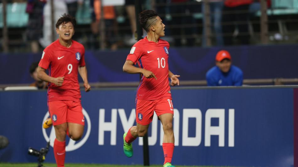 U20 Hàn Quốc 2-1 U20 Argentina (Bảng A – U20 World Cup 2017)