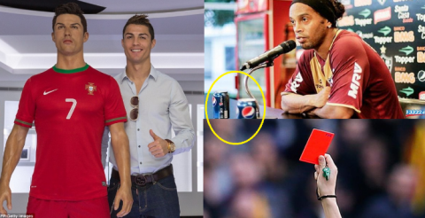 8 điều hài hước và quái dị nhất trong lịch sử bóng đá thế giới