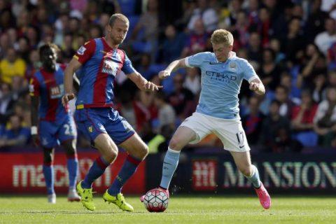 Man City vs Crystal Palace, 18h30 ngày 06/05: Không thể mắc sai lầm