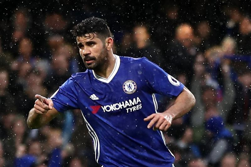 Atletico Madrid ép giá Chelsea vụ Diego Costa