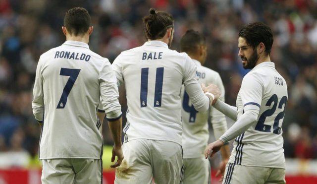 Chung kết cúp C1 Real – Juventus: Ronaldo nhận danh vị số 1, Bale hay Isco, hay cả hai?