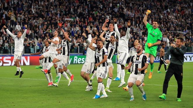 10 lý do Juventus nên là đội vô địch Champions League mùa này