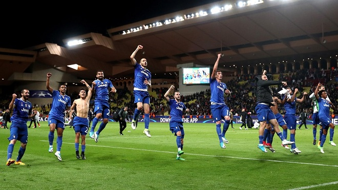 Lịch sử ủng hộ Juventus vô địch Champions League