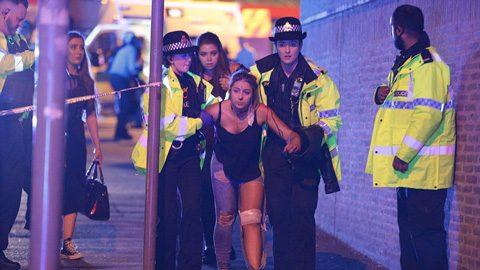 Nổ lớn ở Manchester, 69 người thương vong