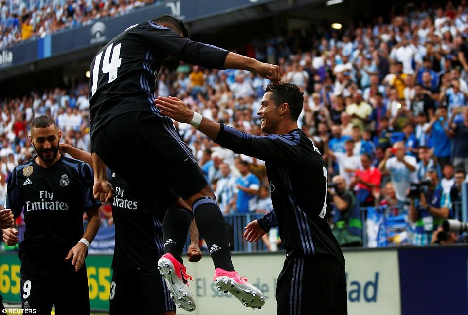 Những siêu kỷ lục được Real và Ronaldo thiết lập sau chức vô địch La Liga