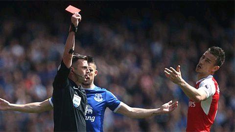 VIDEO: Arsenal 3-1 Everton (Vòng 38 Ngoại hạng Anh 2016/17)