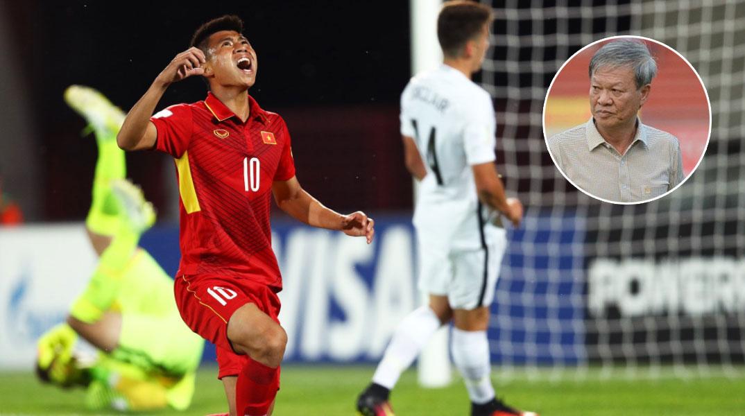 """HLV Lê Thụy Hải: """"U20 Việt Nam đá hay nhưng trước đối thủ quá kém!"""""""