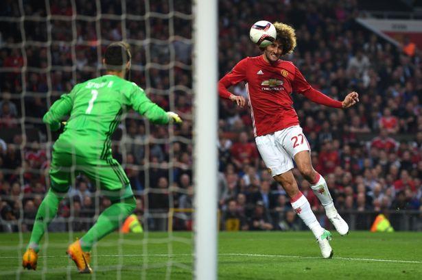 5 điểm nhấn sau trận Man United – Celta Vigo: Giá trị của Fellaini, 'Thần rùa' là của Quỷ đỏ