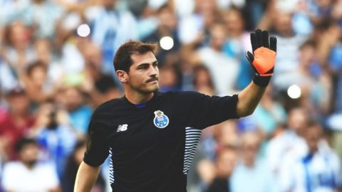 NÓNG: Casillas sẽ rời Porto để khoác áo ông lớn NHA