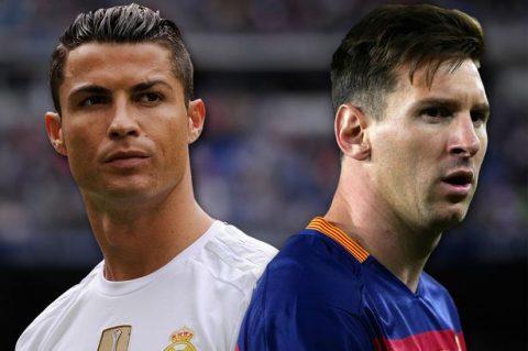 """10 nhân vật """"quyền lực"""" nhất thế giới bóng đá: Ronaldo thua xa Messi"""