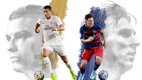 Cuộc đua giữa Messi và Ronaldo: Cần thêm thời gian