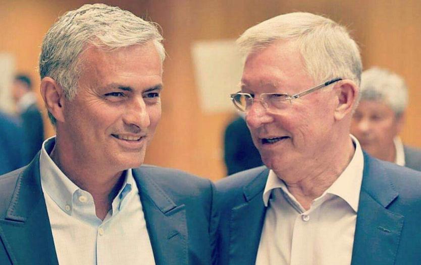 """""""Mourinho có nhiều nét tương đồng với Sir Alex"""""""