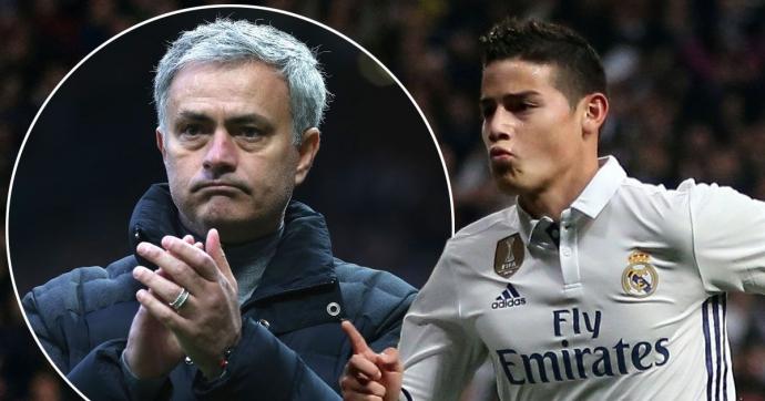 """James đến MU: Mourinho """"bật"""" sếp, ghế nóng nguy hiểm"""