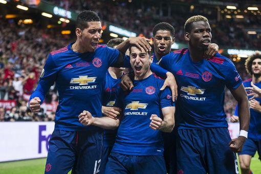 Chấm điểm chung kết Europa League: Pogba, Mkhitaryan chưa phải hay nhất