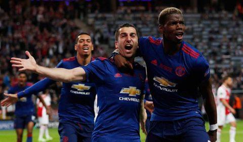Vừa vô địch Europa League, sao Man Utd thách thức ngôi vương NHA
