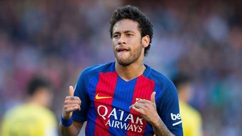 Vô địch Cup Nhà Vua, Neymar san bằng kỷ lục của huyền thoại Real