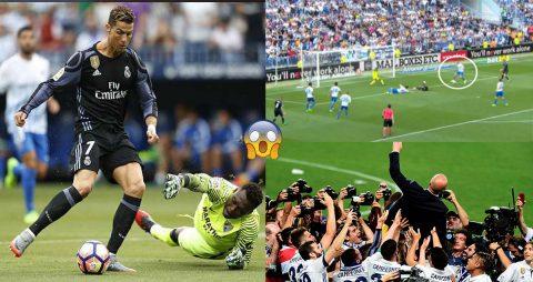 Nghi án Malaga 'thả' cho Real đăng quang La Liga
