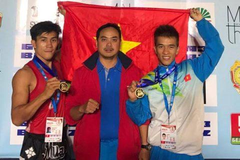 Nguyễn Trần Duy Nhất vô địch giải Muay thế giới