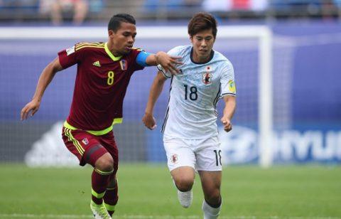 Bị thủng lưới ở hiệp phụ, U20 Nhật Bản rời giải trong cay đắng
