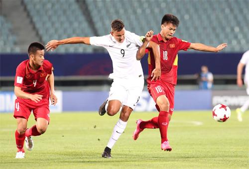U20 VN còn bao nhiêu cơ hội đi tiếp sau trận hòa 0-0 U20 New Zealand?