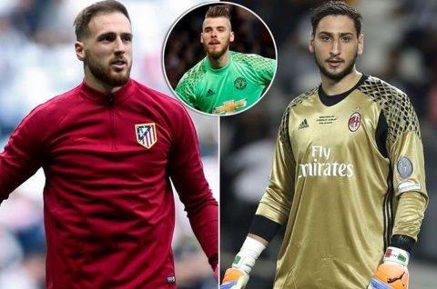 Điểm tin chiều 09/05: Lộ diện 4 cái tên Mourinho nhắm thay De Gea; Aguero lên tiếng về khả năng đến MU