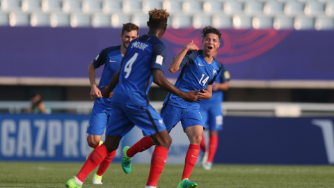 VIDEO: U20 Pháp 3-0 U20 Honduras (Bảng E U20 World Cup 2017)