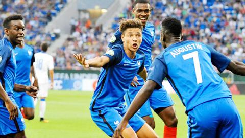 U20 Pháp vs U20 Honduras, 15h00 ngày 22/5: Thị uy sức mạnh