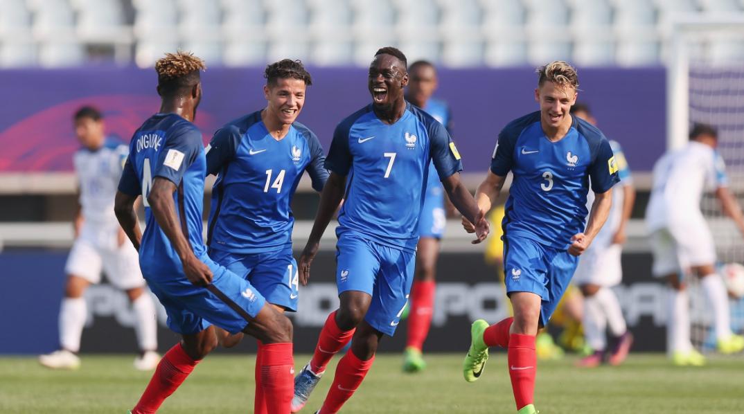 Đá như đi dạo, U20 Pháp vẫn vùi dập U20 Honduras