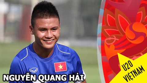 Nguyễn Quang Hải: Ngôi sao tương lai của bóng đá Việt