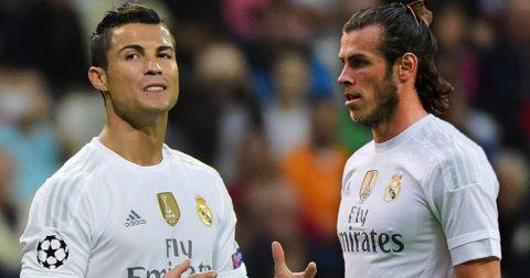 Chống Ronaldo, Gareth Bale nhận cái kết đắng