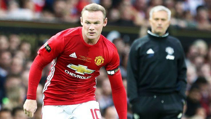 Mourinho bất ngờ đổi ý, mong Rooney ở lại