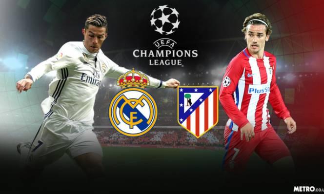 Real Madrid vs Atletico Madrid, 01h45 ngày 03/05: Ký ức ngọt ngào