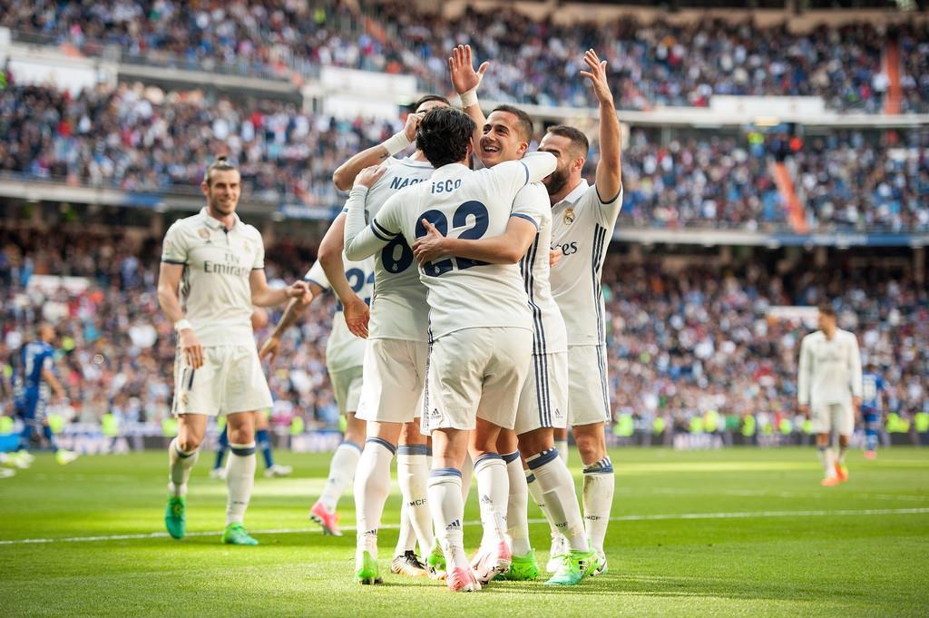 Trận đấu với Sevilla đêm nay sẽ chứng kiến 6 cầu thủ này lần cuối cùng đá tại Bernabeu