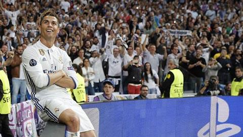 Ronaldo và 9 bức ảnh được thả tim nhiều nhất trên Instagram