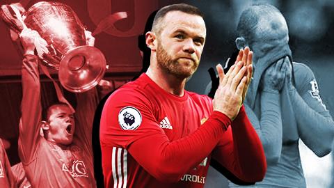 Rooney và sơ đồ hình sin tại M.U