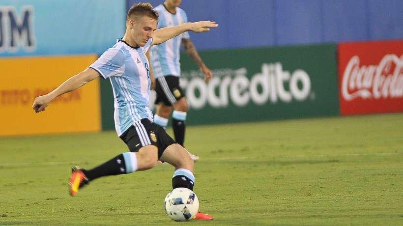 Đội trưởng U20 Argentina bỏ ngỏ khả năng tới VN thi đấu