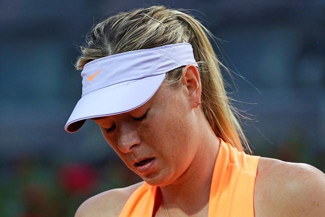 Sharapova KHÔNG được đặc cách dự Roland Garros