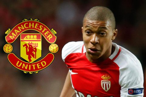 Tin chuyển nhượng 03/05: Monaco khước từ 72 triệu bảng của MU cho Mbappe