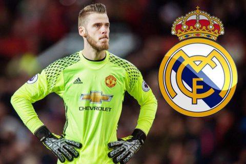 De Gea ra điều kiện để gia nhập Real Madrid