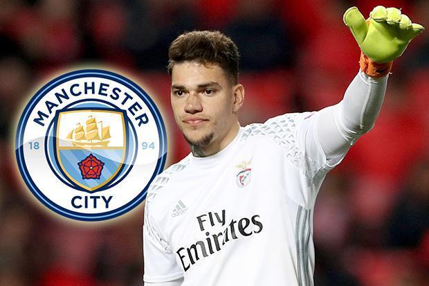 Thủ môn đắt giá nhất Thế giới của Man City là ai?