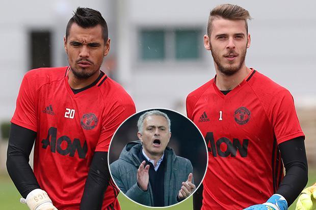 Loại De Gea, chọn Romero: Sai lầm thế kỷ của Mourinho?