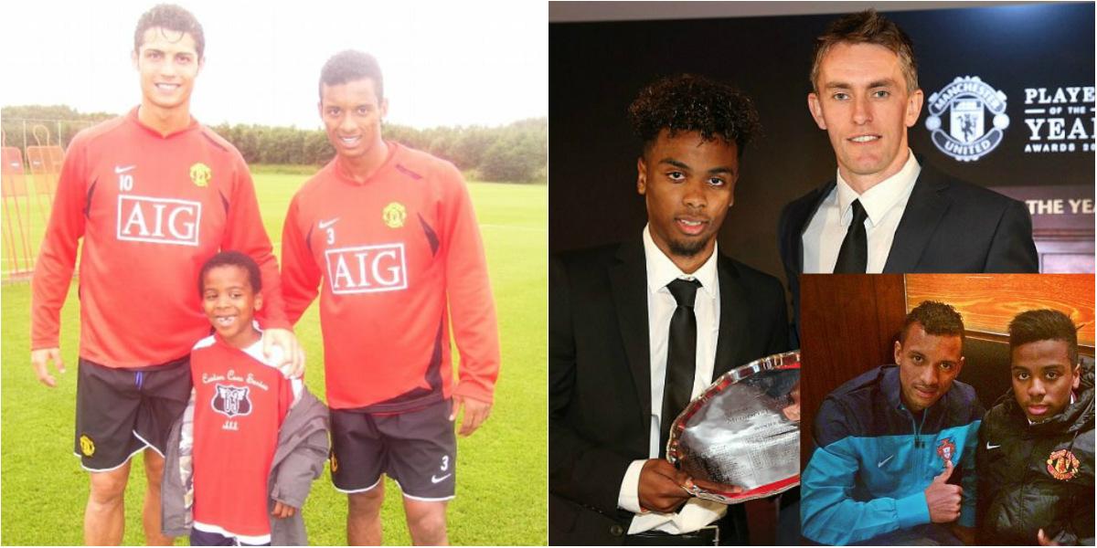 Cậu em tài năng của Nani đang khiến CĐV Man United phát sốt là ai?