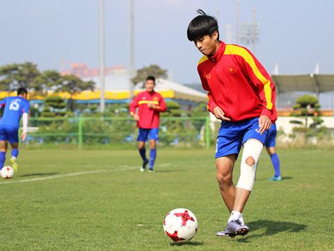 """Chốt danh sách U20 Việt Nam dự World Cup: """"Quà phút chót"""" cho sao trẻ HAGL"""