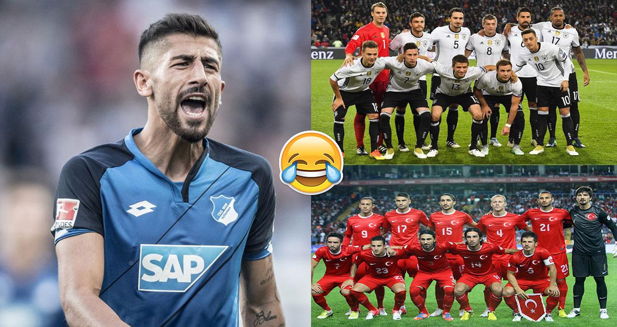 HÀI HƯỚC: Đức và Thổ Nhĩ Kỳ cùng lúc triệu tập sao Bundesliga vào ĐTQG và cái kết không ngờ